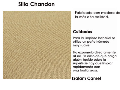 chandon_silla